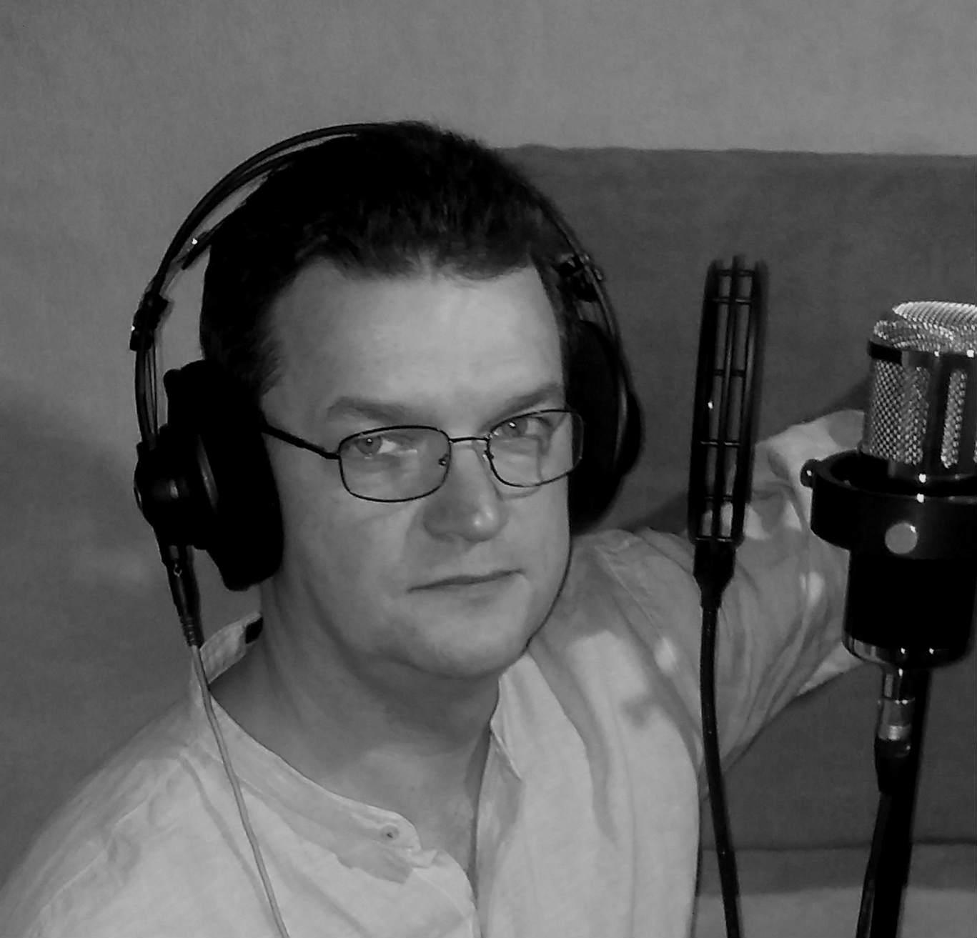 Zbigniew xvoice nagrania lektorskie lektor