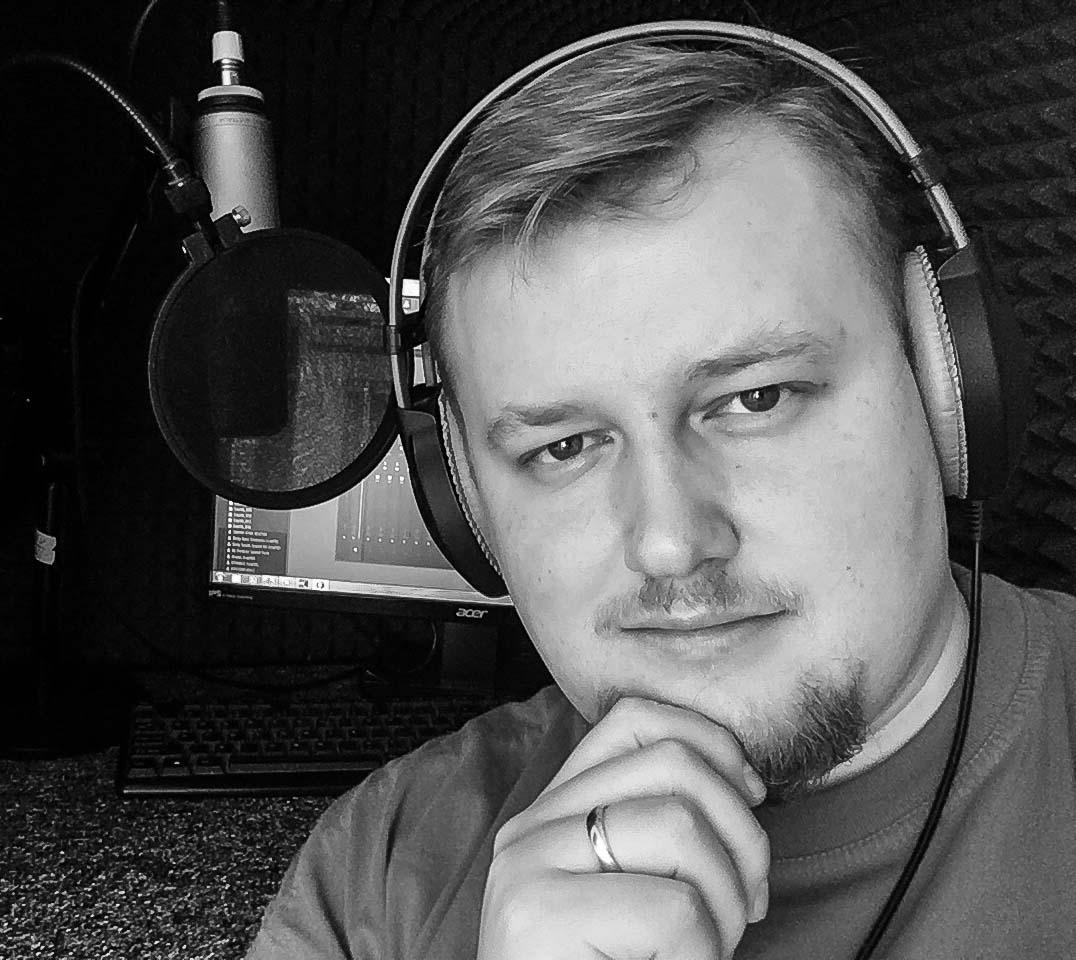 Krzysztof xvoice nagrania lektorskie lektor